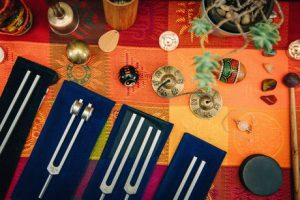 Tuning Fork Sound Practitioner