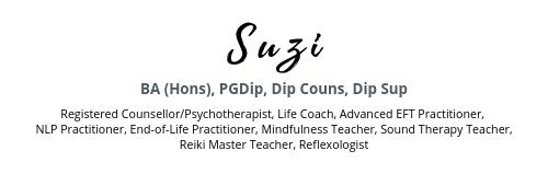Suzi Garrod Qualifications